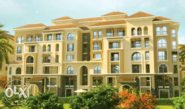 chalet in smart compound with 4 years installment التجمع الخامس -  3