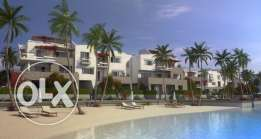 Swan Lake Gouna - Hassan Allam Chalet 3 Bed Fully Finished