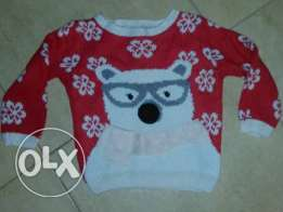 Merry christmas kids pullover باشكال تحفه