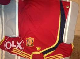 Original spain world cup 2010 shirt