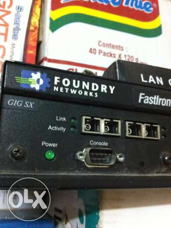 Foundry FWS24+2G FastIron Workgroup حى الجيزة -  4
