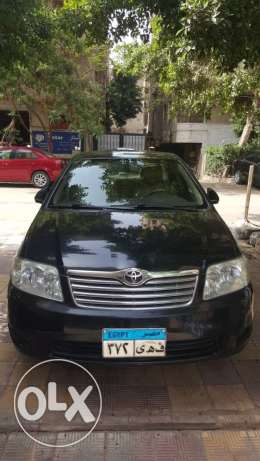 Toyota Corolla fabrics 69000Km for Sale