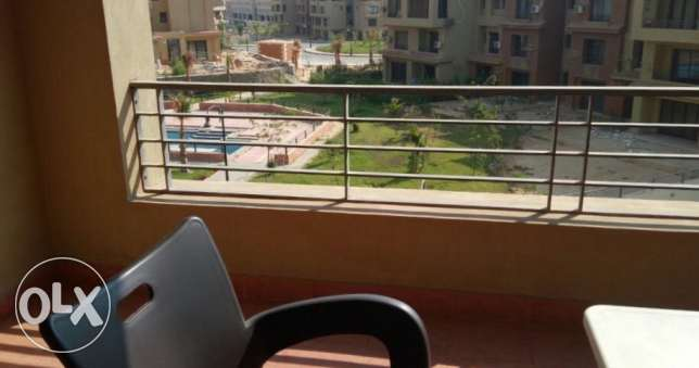 flat ror rent in casa fully furnished الشيخ زايد -  2