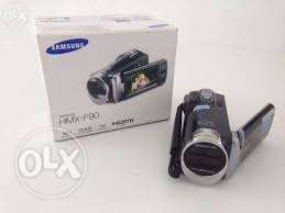 camera video samsung HMX-F90 HD