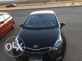 kia rio 2012 topline very good condition