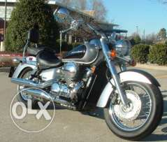 Honda Shadow Aero 2008