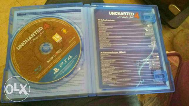 Uncharted 4 arabic edition شيراتون -  3