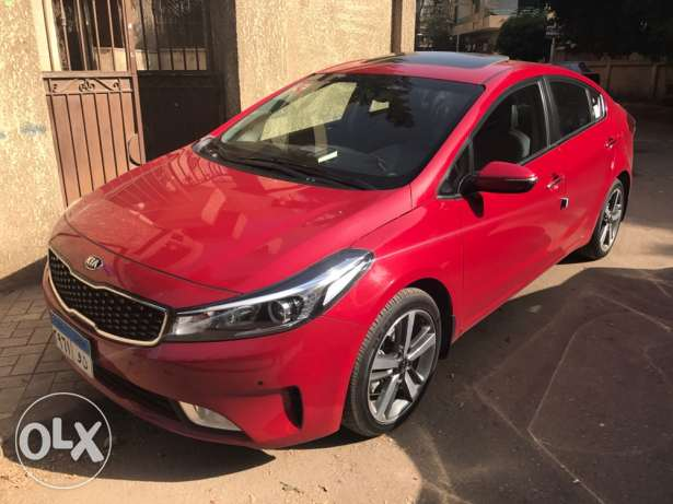 Kia كيا ٢٠١٧ for sale