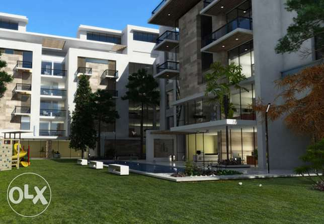 Apartment for sale in Mountain View I-City New Cairo