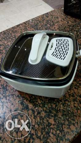 Mienta Deep Fryer Cook Fry