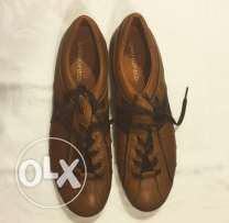 springfiled leather shoes