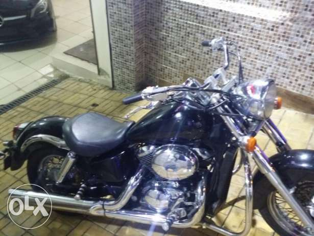 Honda shadow 400 النزهة -  2