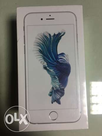 IPhone 6s 16GB sealed new