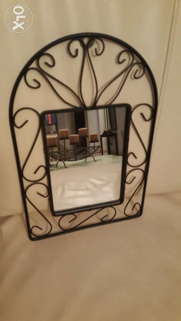 Decorative Black Modern Wall Hangings Mirror Picture Frame Home USA