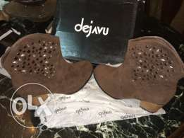 new dejavu half boot size 39