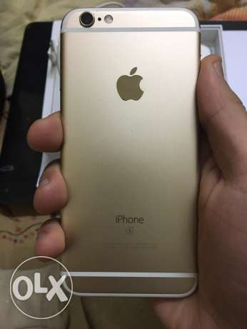 iphone 6s 64g gold god condition مدينة نصر -  4