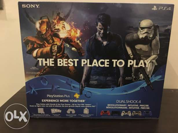Playstation 4 - 500 GB - New & Never Opened القاهرة -  1