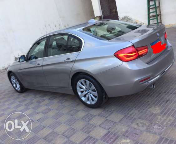 BMW 318i luxury 2000 km