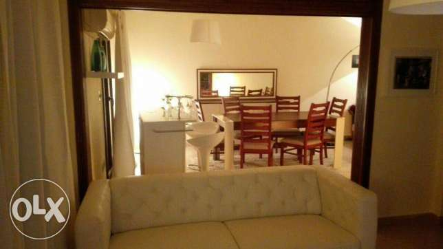 Apartment with furniture for sale