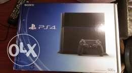 Ps4 500 gb from canada +2 games