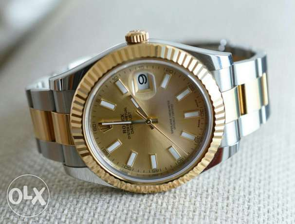Rolex Datejust2 Gold Dial 41mm