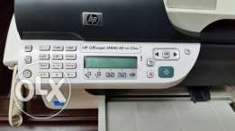 HP OFFICE JET j4660 all-in-one