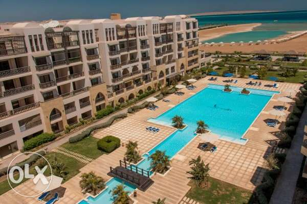سمرا باي Samra Bay Studio For Sale Sea View & pool view