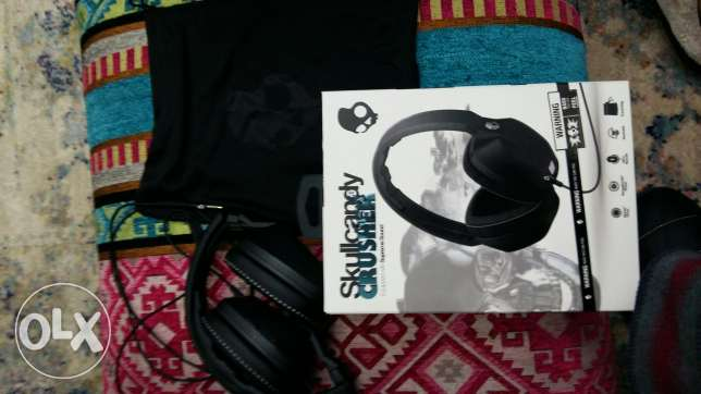 "GREAT DEAL - SkullCandy Crusher Brand New ""Unboxed"" 6 أكتوبر -  2"