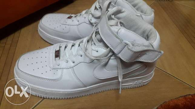 Orignal Nike Air Force from Netherlands وسط القاهرة -  1