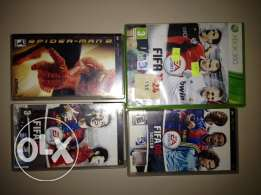 XBox 360 and PSP CDs