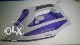 مكواة بخار هوم 2200 واط ضمان عام كامل Home Steam Iron SW-402