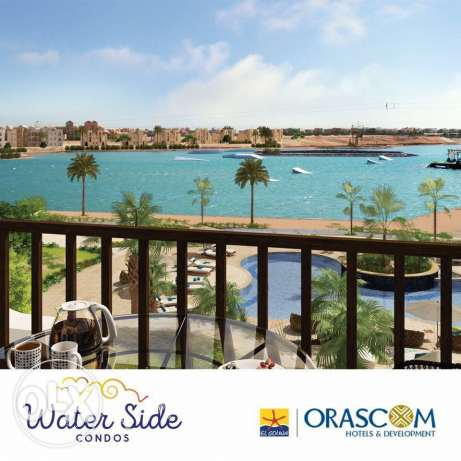 apartment For Sale In El Gouna With 5 Years Payment Plan zero interest