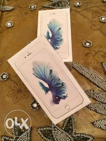 iPhone 6S Plus, 16 GBs, Silver, Unlocked, LTE