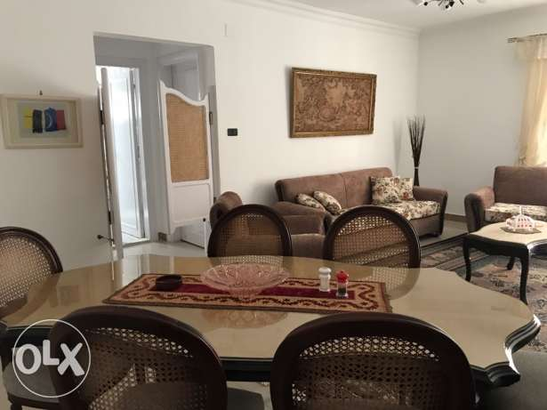 Elegant apartment close to sea in Alexandria