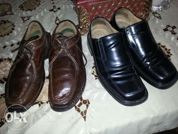 Shoes from Italy and timberland shoes . الإسكندرية -  1
