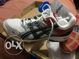 Asics Rocket Volleyball, Sqwash, Handball, size 45 and 46 also 42 43