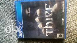 The thief ps4