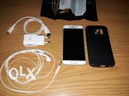 S6 edge Like new حالة كالجديدة