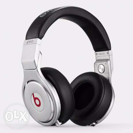 Beats Pro Over-Ear Wired Headphone - Gunmetal Aluminum/Black
