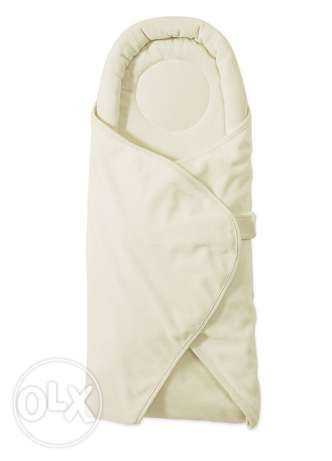 mothercare baby light blanket for newborn with head support
