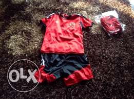 Ahly soccer clothes