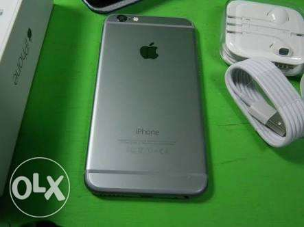 iphone 6 16 GB space grey as new with original accessories القاهرة -  1