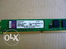 Ram kingston DDR3 2GB BUS1333