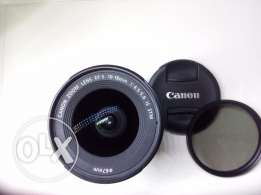 Canon Lens 10-18mm