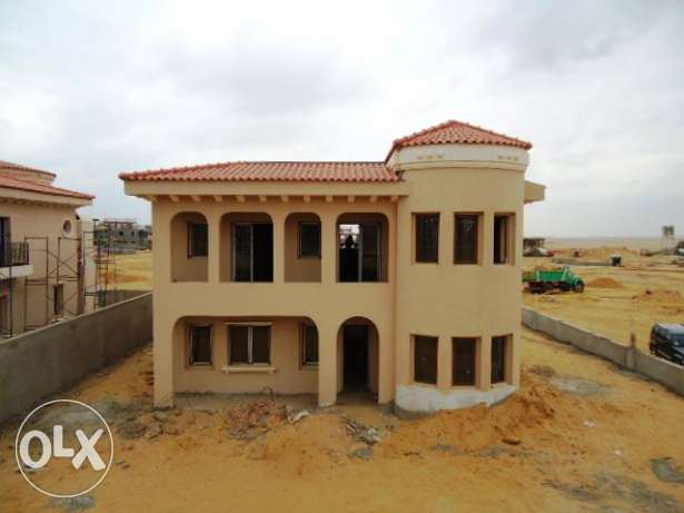 new villa nw in Hyed Park Corner القاهرة الجديدة -  2