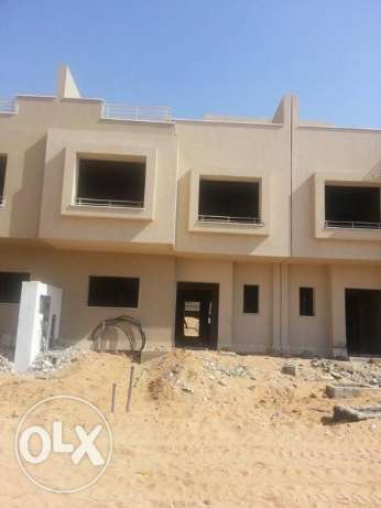 In compound pk2 - standalone 300m prime location التجمع الخامس -  3