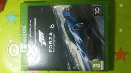 Forza 6 for xbox one