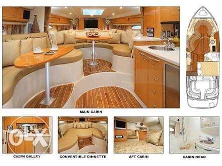 "chaparral signature 35"" 2007"