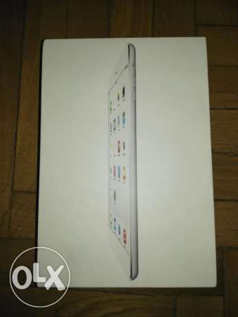 iPad mini 16GB (White) الهرم -  3