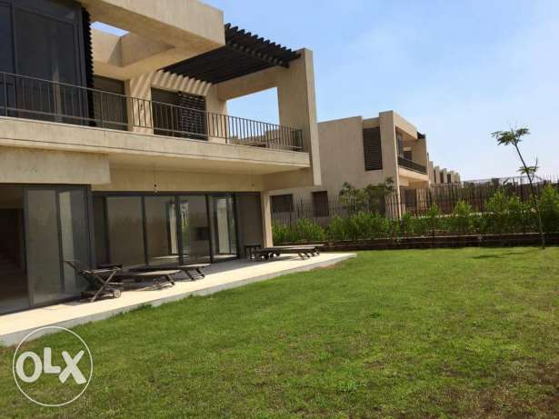 For rent: Newly finished standalone villa in The Hill area in Allegria الشيخ زايد -  1